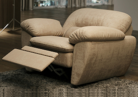 Armchairs «ORION» in the interior 0