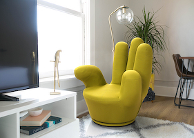 Armchairs «BONJOUR» in the interior 3