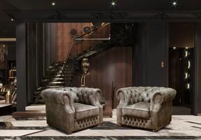 Классическая мебель ЧЕСТЕР в интерьере 1
